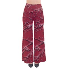 Thorny Abstract,red Pants