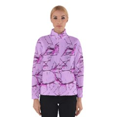 Thorny Abstract,soft Pink Winterwear