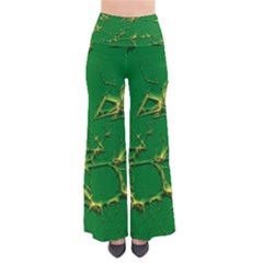 Thorny Abstract,green Pants