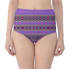 ARMOUR High-Waist Bikini Bottoms
