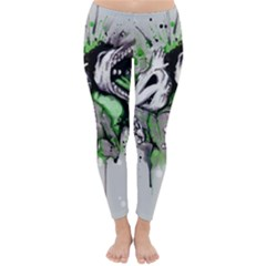 Recently Deceased Winter Leggings