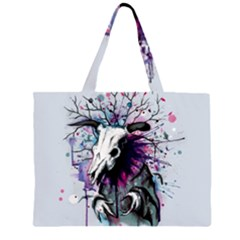 From Nature We Must Stray Large Tote Bag