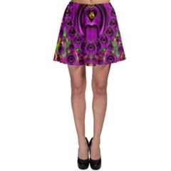 Love For The Fruit And Stars In The Milky Way Skater Skirt
