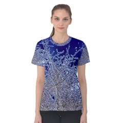 Crystalline Branches Women s Cotton Tee