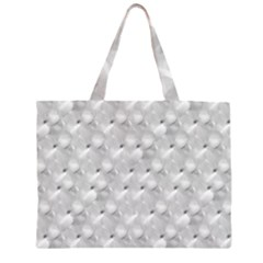 Ditsy Flowers Collage Large Tote Bag