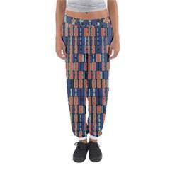 4 colors shapes                                    Women s Jogger Sweatpants
