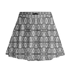 Numerilogical  Mini Flare Skirt