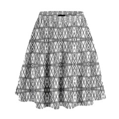 Numerilogical  High Waist Skirt