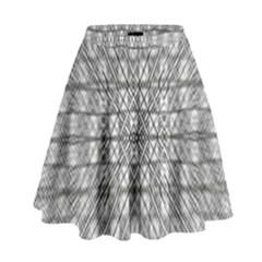 LOOK INSIDE High Waist Skirt