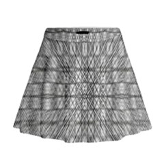 System Six Mini Flare Skirt