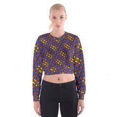 Twist Women s Cropped Sweatshirt