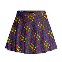 Twist Mini Flare Skirt