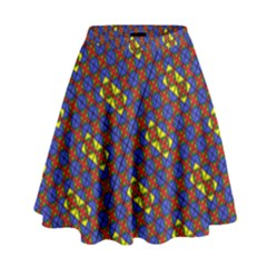 Twist High Waist Skirt