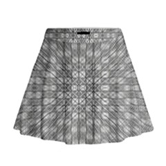 Ripple N Fold Ondule Mini Flare Skirt