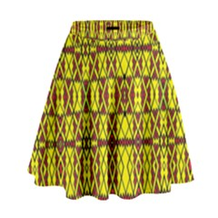 Small  Big High Waist Skirt