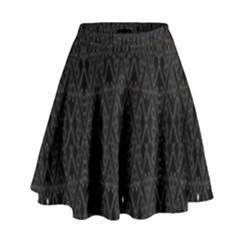 Dark Moon High Waist Skirt