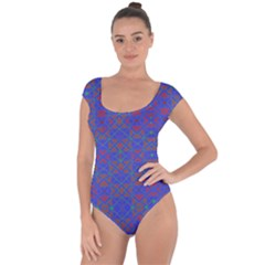 MATRIX FIVE Short Sleeve Leotard (Ladies)