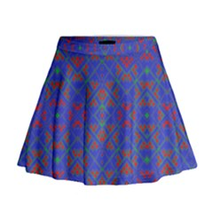 Matrix Five Mini Flare Skirt