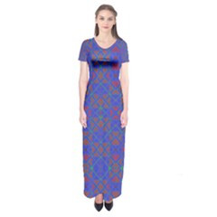 Matrix Five Short Sleeve Maxi Dress