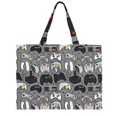Controllers Large Tote Bag