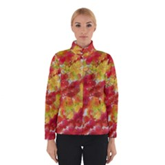 Colorful Splatters                                      Winter Jacket