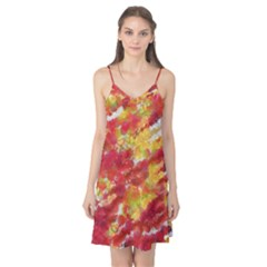 Colorful Splatters                                      Camis Nightgown