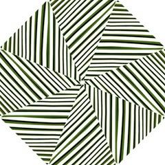 Diagonal Stripes Hook Handle Umbrellas (Small)