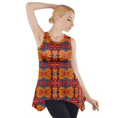PLANET SPICE Side Drop Tank Tunic