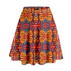 PLANET SPICE High Waist Skirt