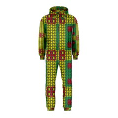 OREGON DELIGHT Hooded Jumpsuit (Kids)