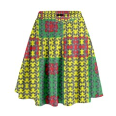 Oregon Delight High Waist Skirt