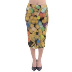Paint brushes                                            Midi Pencil Skirt