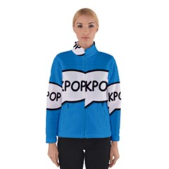 Comic Book Shout Kpop (Blue) Winterwear