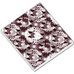 Ornate Modern Floral Small Memo Pads