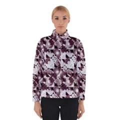 Ornate Modern Floral Winterwear