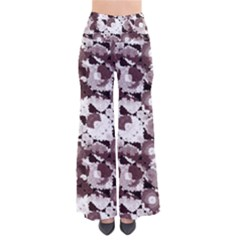 Ornate Modern Floral Pants