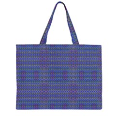 CROSS OVER Large Tote Bag