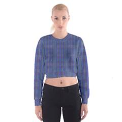 WIND MILL Women s Cropped Sweatshirt