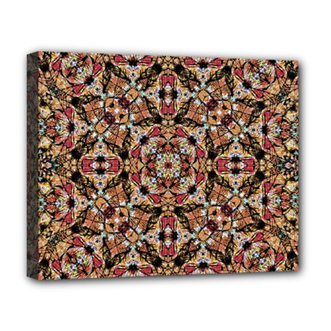Boho Chic Deluxe Canvas 20  x 16