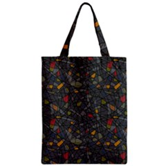 Abstract Reg Classic Tote Bag