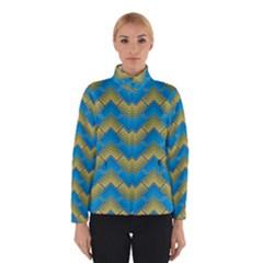 Blue And Yellow Winterwear
