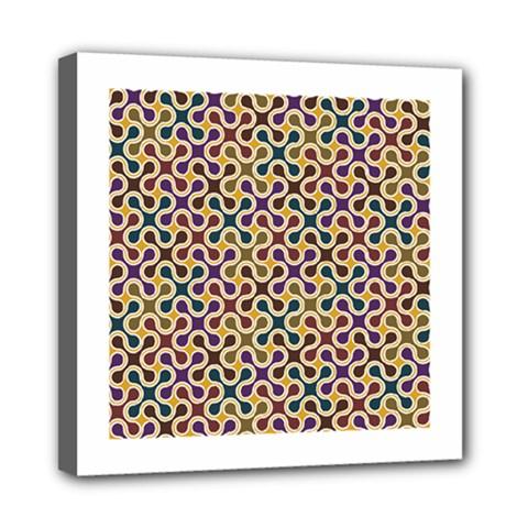Funky Reg Mini Canvas 8  x 8