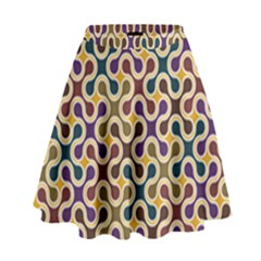 Funky Reg High Waist Skirt