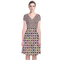 Funky Reg Wrap Dress