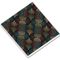 Glowing Abstract Small Memo Pads