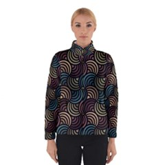 Glowing Abstract Winterwear