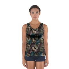Glowing Abstract Tops