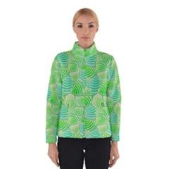Green Glowing Winterwear