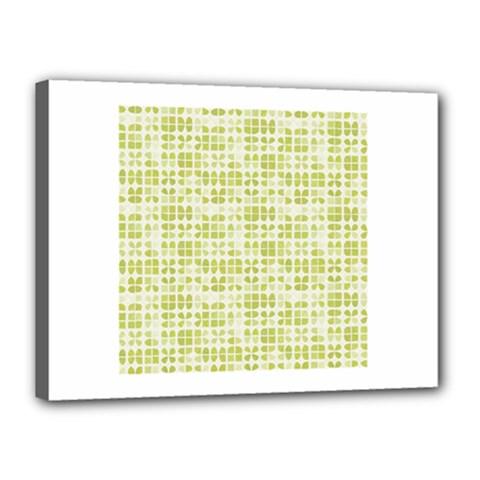 Pastel Green Canvas 16  x 12