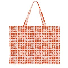 Pastel Red Large Tote Bag